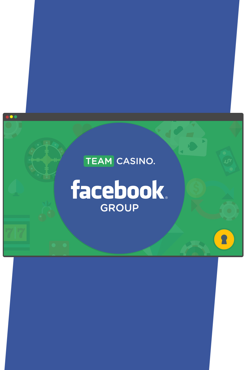 team casino facebook
